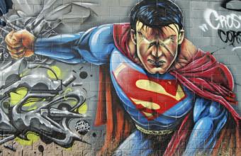Superhelden Titelbild
